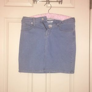Mossimo supply co Denim skirt
